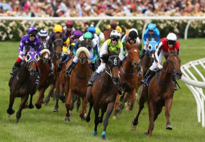 Melbourne Horse Racing Carnival
